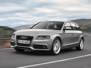 2009 Audi A4  Images