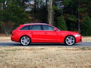 Pic of 2009 Audi A4