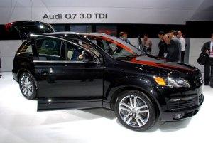 2009 Audi Q7  Pics