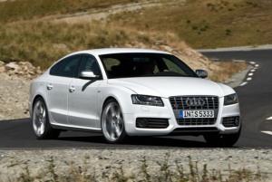 2009 Audi S5  Pics