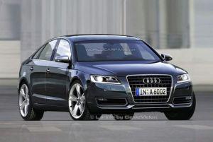 2010 Audi A6  Pics