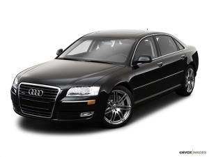 2010 Audi A8  Pics