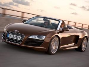 2010 Audi R8  Pics
