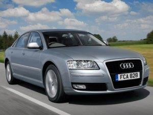 2009 Audi A8  Pics