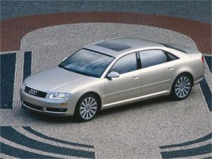 2009 Audi A8  Photos