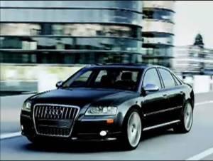Pic of 2009 Audi A8