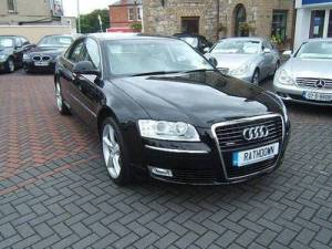 Picture of 2009 Audi A8