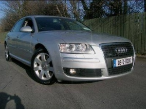 Photo of 2009 Audi A8
