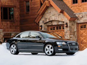 Image of 2009 Audi A8