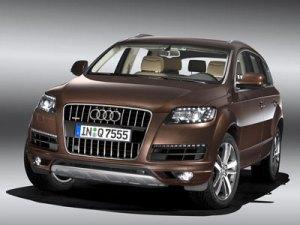 2009 Audi Q7  Photos
