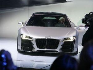 2009 Audi R8  Pics