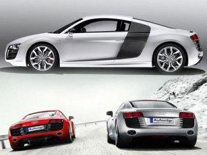 2009 Audi R8  Pictures