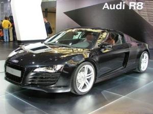 2009 Audi R8  Images