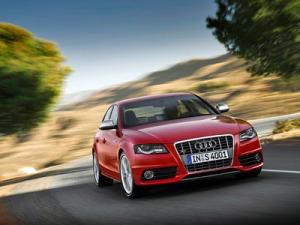 2009 Audi S4  Pics