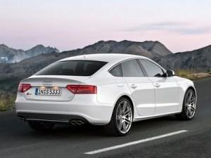 2009 Audi S5  Images