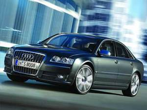 Image of 2009 Audi S8