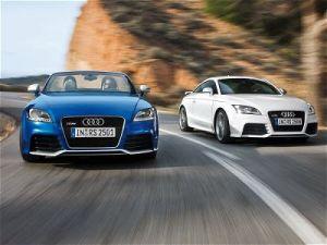 2009 Audi TT  Pictures
