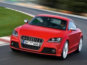 2009 Audi TTS  Pictures