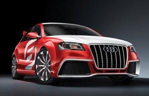 Audi A3  Pics