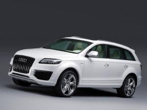 Audi Q7 Pics