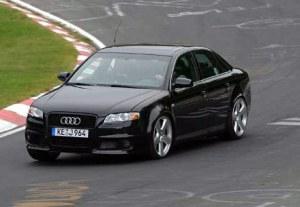 Audi RS 4  Pics