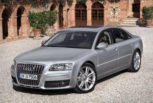 Audi S8  Pics