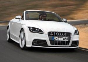 Audi TTS  Pics