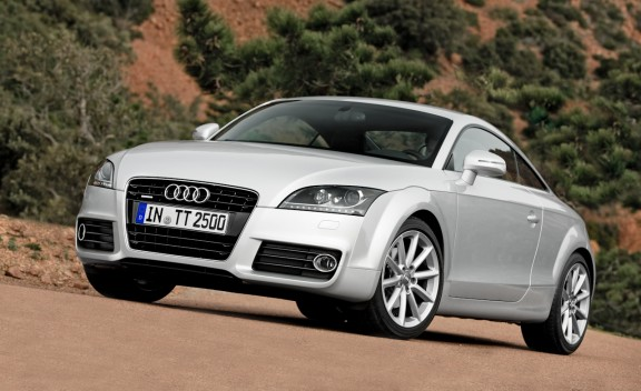 2 011 Audi TT and TTS - Official Photos and Info