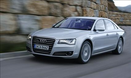2011 Audi A8 — First Drive