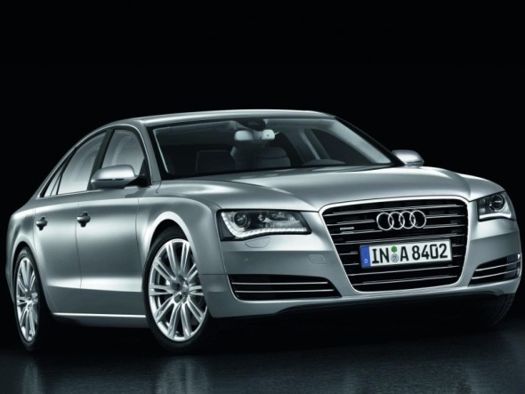 2011 Audi A8 Full LED Headlights Night Vision Assistant 4.2 FSI