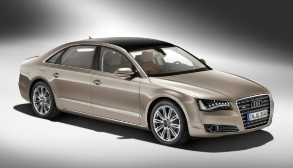 2011 Audi A8 L Shown At AIMS, Australian Launch Confirmed