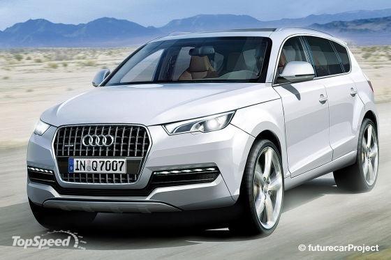 2011 Audi Q7 Review