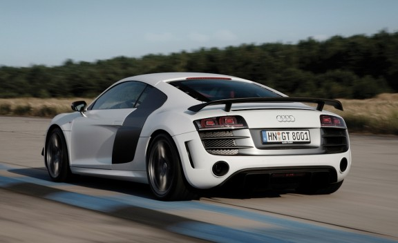 2011 Audi R8 GT - First Drive Review