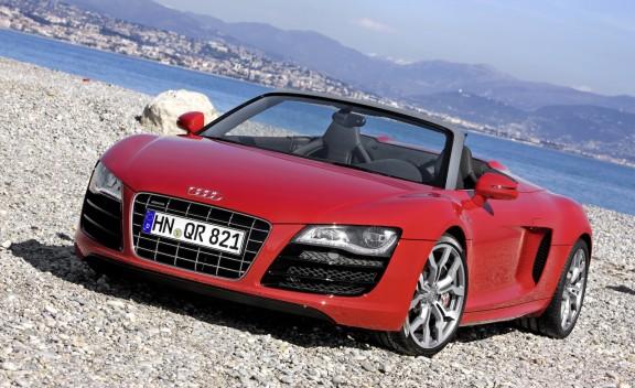 2011 Audi R8 Spyder 4.2 FSI Quattro - Official Info