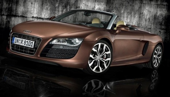 2011 Audi R8 Spyder 5.2 FSI Launched In Australia