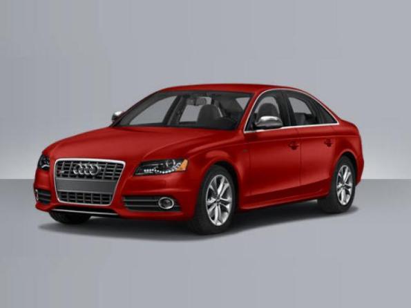 2011 Audi S4 Review