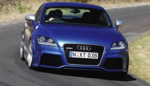 2011 Audi TT RS Gets Seven-Speed S Tronic Auto, Australian Debut Unclear
