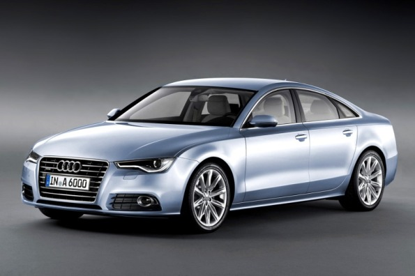 2012 Audi A6 Early Look