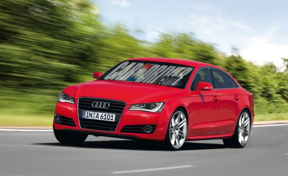 2012 Audi A6 Rendered - Car News