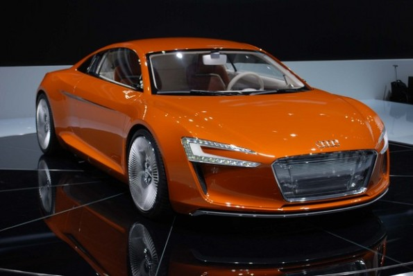 2013 Audi e-tron