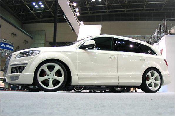 Edmunds.com 2011 Audi Q7 Overview