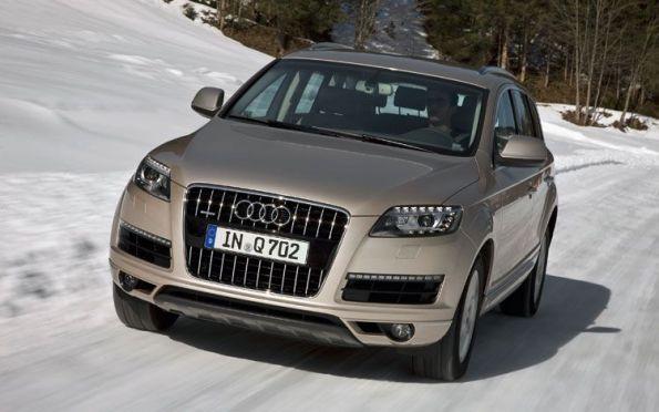 First Drive: 2011 Audi Q7 3.0T