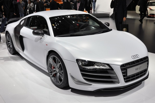 Report: 2011 Audi R8 GT priced from $198000